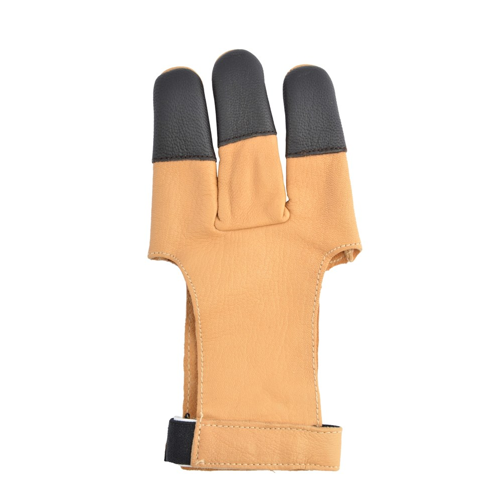 Bearpaw Archery Glove - Back