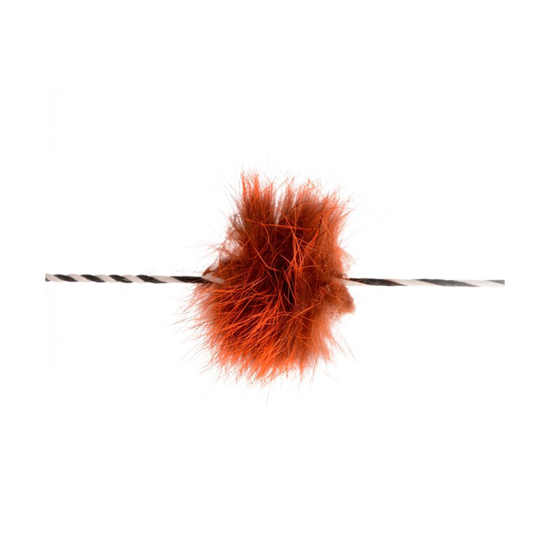 Bearpaw String Silencer Funny Puff Orange
