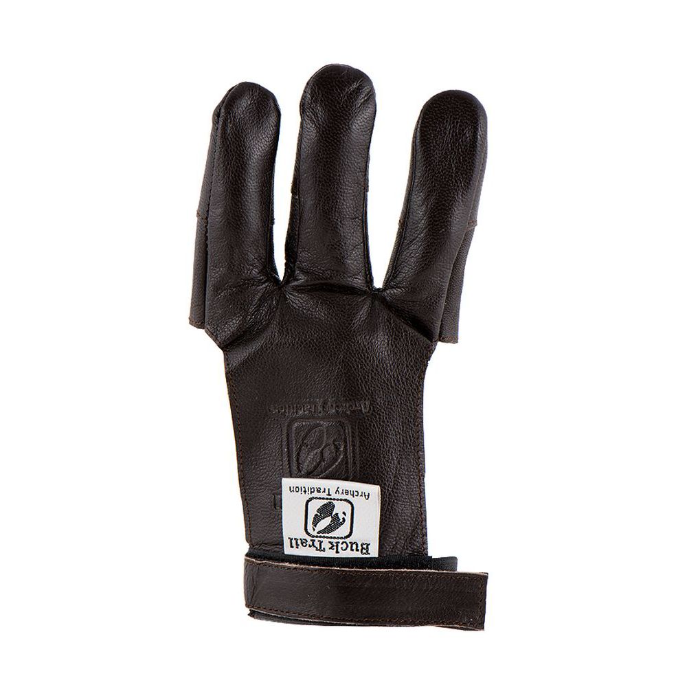 Buck Trail Archery Glove Deerskin